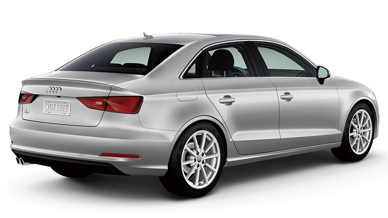 2015 Audi A3 Sedan Review - Just the Right Size