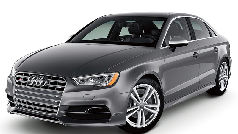 2015 Audi S3 Sedan Review - A Practical Pocket Rocket