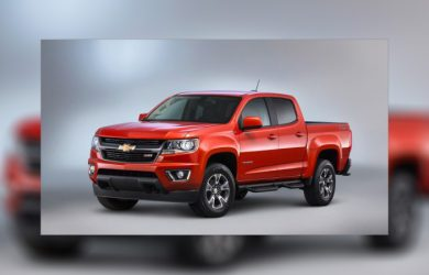 2016 Chevrolet Colorado Crew CabDuramax 4X4 Review - Stepping Up Utility