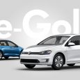 2016 Volkswagen e-Golf EV Hatchback Review - The Genes are Strong in This One
