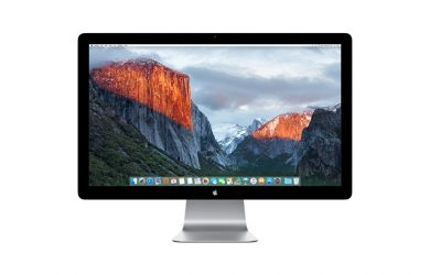 Apple - Discontinuing the Thunderbolt Monitor