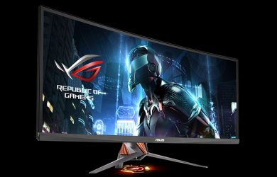 Asus ROG Swift PG348Q Review - Awkward to Set Up But a Beauty to Use