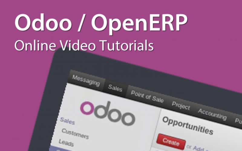 Best Websites To Learn Odoo / OpenERP via Online Video Tutorials