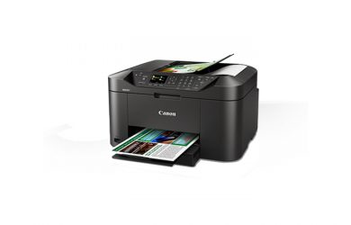 Canon MAXIFY MB2050 Review - Aiming for the Small Business Market