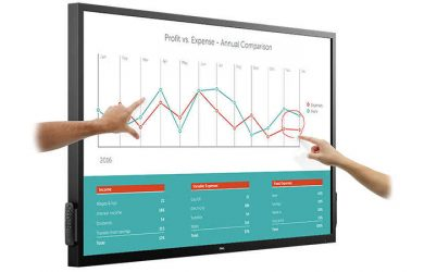Dell 70 Interactive Conference Room Monitor C7016T - For the Conference Room