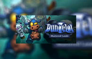 Dungelot: Shattered Lands Review - Love to Lose, a Lot