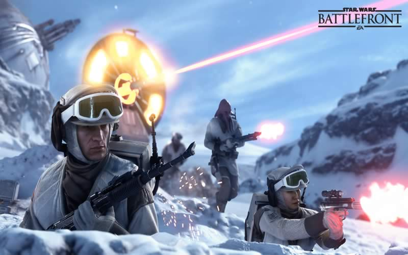 FPS Fans Will Marvel Over Star Wars Battlefront