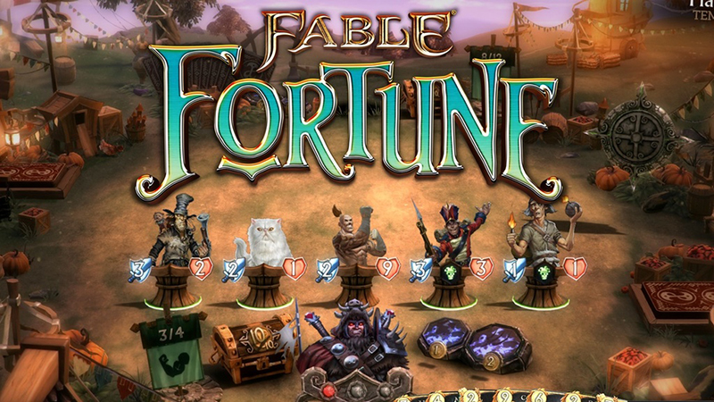 Fable Fortune - Closes Out Kickstarter Campaign