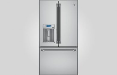 GE CFE28USHSS Review - A Fridge That Brings Coffee on Demand
