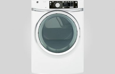 GE GFDS260EFWW Dryer Review - Falls Short Due to Awful Controls