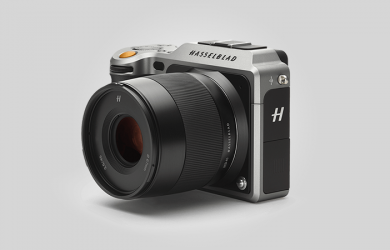 Hasselblad X1D - That's a Lot of Camera