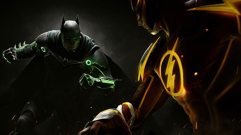 Injustice 2 - Game Will Have Aggressive DLCs