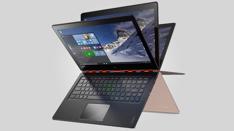 Lenovo Yoga 900S Review - Impressively Light