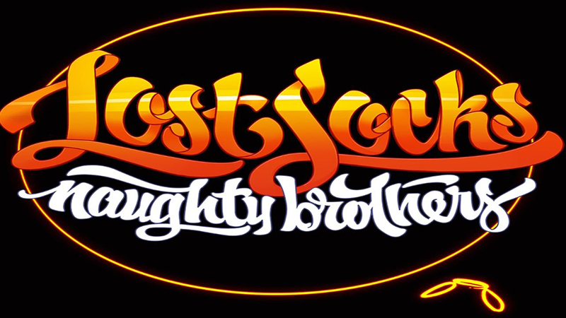 Lost Socks: Naughty Brothers Review - Cover it Up