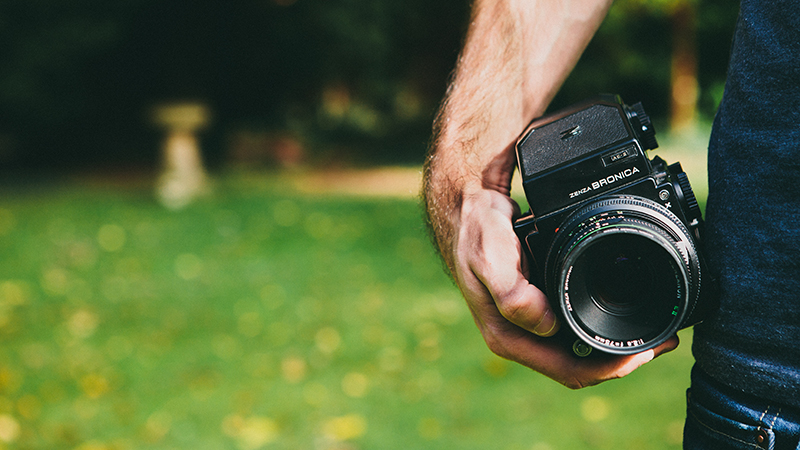 Photography - How to Become a Better Photographer