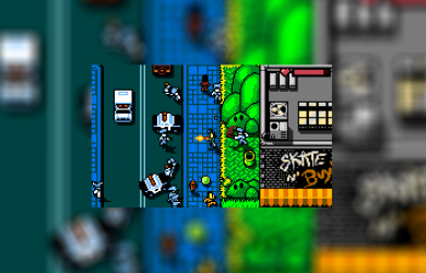 Retro City Rampage DX Review - Modernly Retro