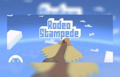 Rodeo Stampede - Ride Longer, Tame Animals