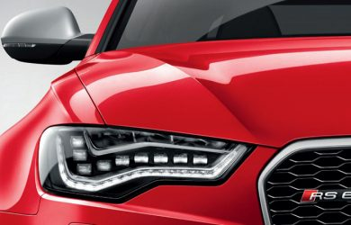 2013 Audi RS6 Avant Review - A Very Potent Wagon