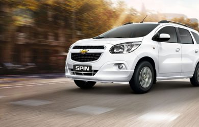 2015 Chevrolet Spin LS 1.3 TDCi Review - Gets the Job Done