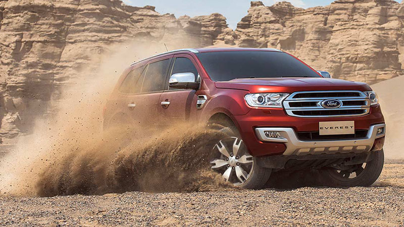 2016 Ford Everest 4x4 3.2 Titanium Automatic Review - A Mountain of Features