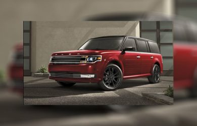 2016 Ford Flex Limited 3.5L EcoBoost Review - Showing Signs of Aging