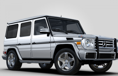 "2016 Mercedes Benz G550 Review - A ""Lite"" Version"