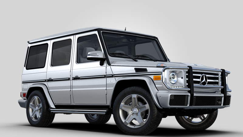 2016 Mercedes Benz G550 Review - A