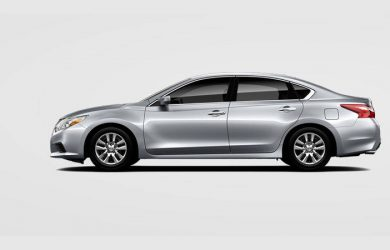 2016 Nissan Altima 2.5 CVT Review - Stepping up to the Plate
