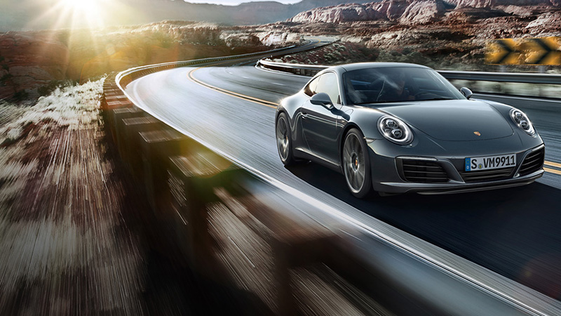 2017 Porsche 911 Carrera PDK Review - Enter the Era of the Turbo