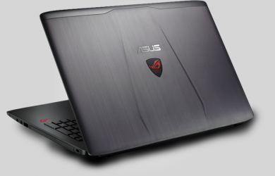 Asus ROG GL552VW Review - Battery Can't Handle All the Power