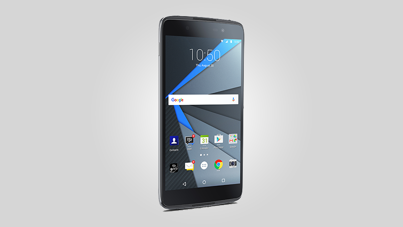 BlackBerry - Announces the DTEK50