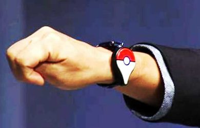 Buy Pokemon Go Plus Wrist Band
