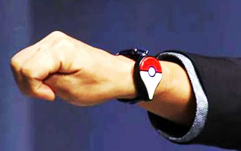 Buy Pokemon Go Plus Wrist Band - A Must Have For Pokemon Go Game