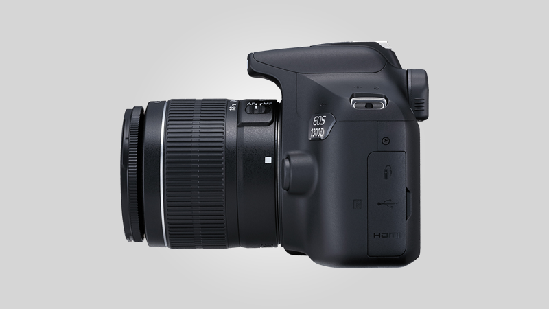 Canon EOS 1300D Review - An Attractive Proposition