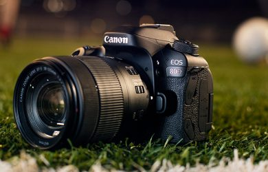 Canon EOS 80D Review - Nailing the Right Stuff