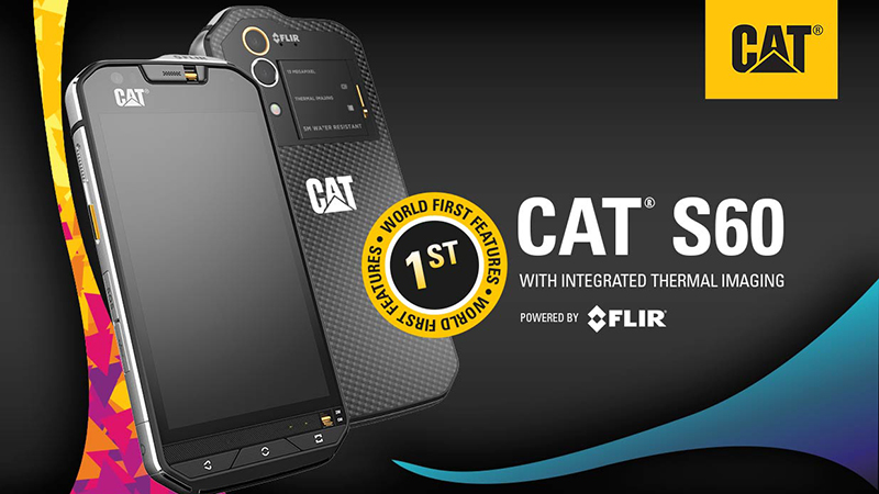 Cat S60 Review - Durability is the Name of the Game