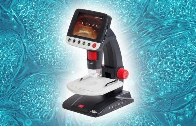 Celestron COSMOS 5MP LCD Desktop Digital Microscope Review
