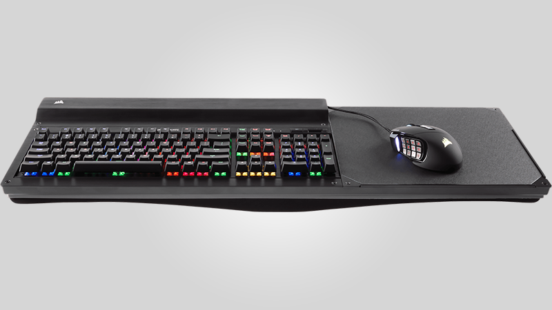 Corsair Lapdog Review - Bring PC Games to the Sofa