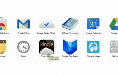 Google Chrome - How to Organize Applications on the Apps Page