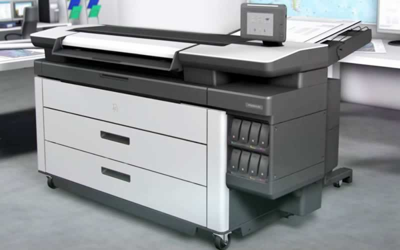 HP PageWide XL 8000 Large Format Printer Short Review