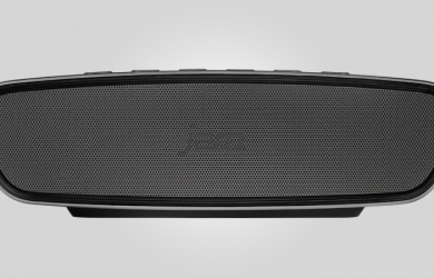 The Jam Heavy Metal HX-P920 enters the wireless Bluetooth speaker sector, which is already a very crowded place to be. However, what immediately sets this apart from the rest is, well, just about everything about it. The sound and build quality are both top-notch, and what's more is that all of its glory is placed in a low price point. With the Jam Heavy Metal HX-P920, You Get Good Sound, Good Build Quality, and it Won't Break Banks The Jam Heavy Metal HX-P920 is about as small as the tons of other Bluetooth speakers on the market. It is portable enough but it's not a device that you can put in your pocket. However, it can easily fit inside cabin baggage or inside your backpack when you want to accompany it around with you on your travels. At its low price point, you would expect something of a cheaply made device as you might immediately expect that it is made out of cheap plastic. If this is what you're thinking about, then you're wrong; the Jam HX-P920, just like the Heavy Metal in its moniker, is encased in aluminum. It has a one-piece curved frame, front and rear grilles, and the button controls are located at its top. All of these are metallic as well. Of course, since it is made out of all that metal, the speaker weighs quite the hefty 600-grams. In order to keep the price down as low as possible, the company has opted aptX and NFC features out. Nevertheless, you would still be able to get high quality Bluetooth streaming. The second that you hook up your phone into it, you can immediately throw it some tunes. While NFC would make it a much better device, it is not a total loss, especially for the money that you would have to pay for it. The only other extra feature that this speaker has is a microphone, which of course would allow you to take calls. However, it is advised not to use it as a conference call speaker as apart from everything else about the device, that aspect is of low quality. Voice clarity is quite poor, and you might even find yourself just 