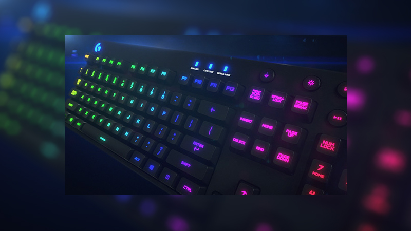 Logitech G810 Spectrum Review - For the Occasional Gamer