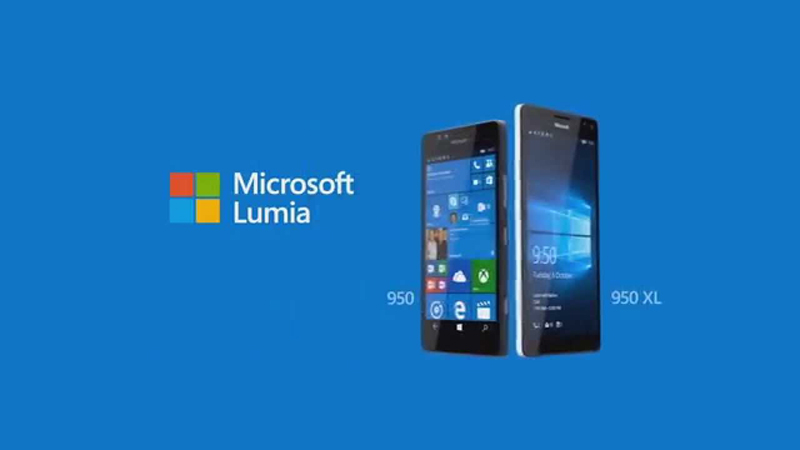Microsoft Lumia - 950 and 950 XL to Get New Features