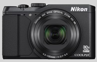 Nikon Coolpix S9900 Review - For Travelers