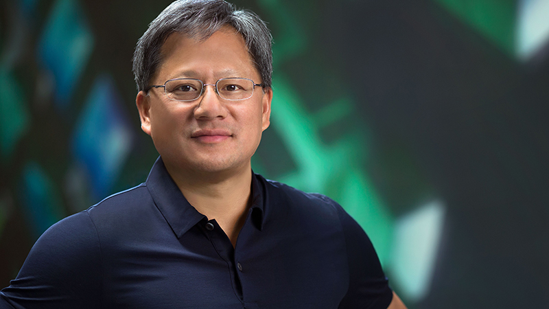 Nvidia - Gaming Industry Pushes CEO to New Heights