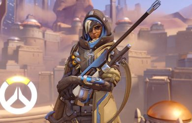 Overwatch - Ana Now Available. Comes With Balance Changes.