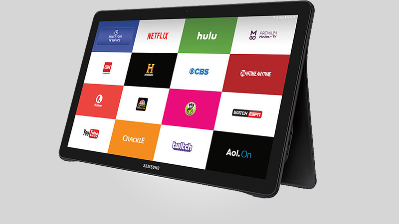 Samsung Galaxy View Review - Large and Underpowered