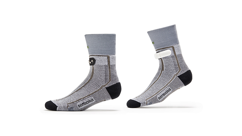Sensoria Fitness Smart Sock Review - Bring on the Unique