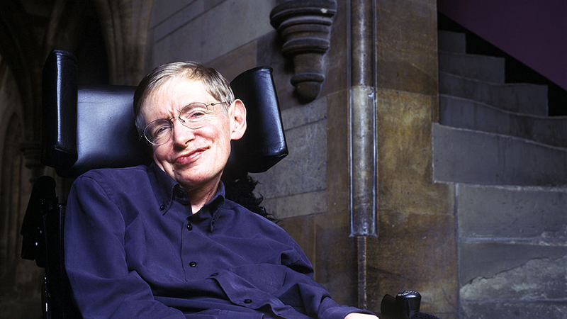 Stephen Hawking - Woman Charged WIth Sending Death Threats to Scientist
