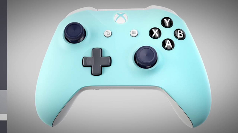 Xbox One - Prettying Up Your Custom Controllers